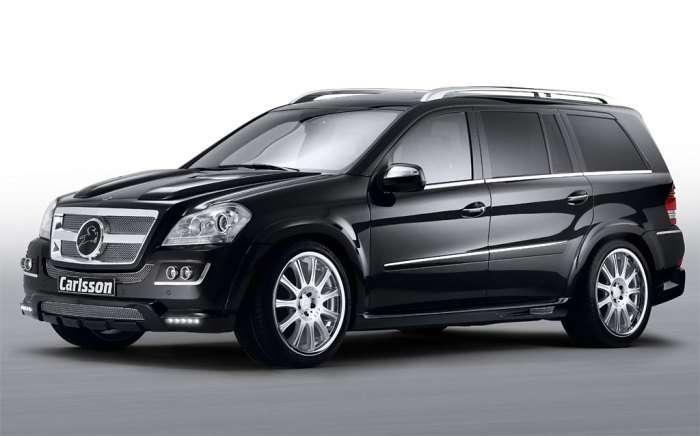 Mercedes GL by Carlsson