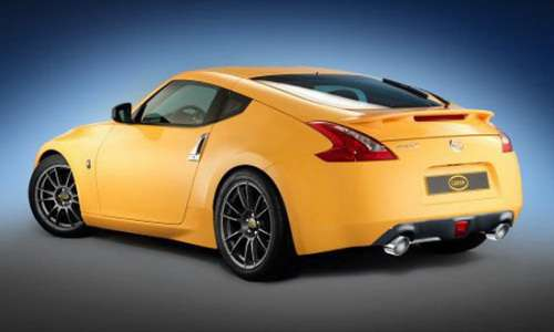 Nissan 370Z by Cobra