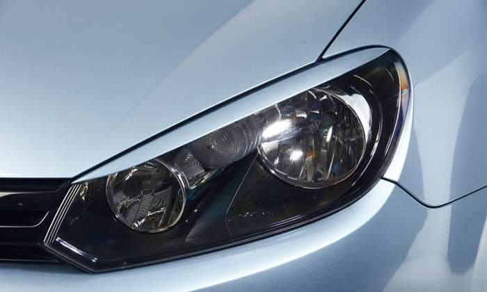 Volkswagen Golf VI by Racedesign