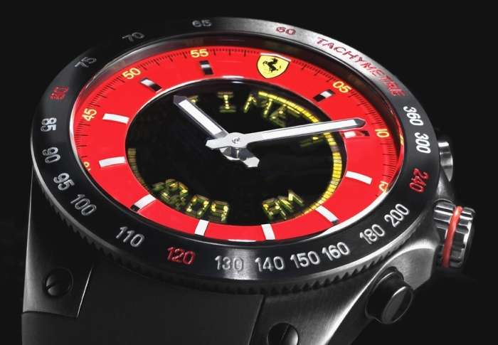 Zegarek Ferrari