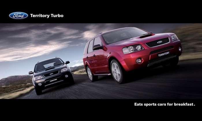 Silniki dla Ford Australia