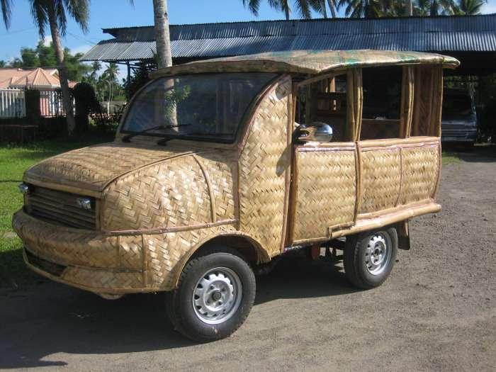 Bambusowe Taxi