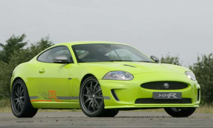 Jaguar XKR Goodwood