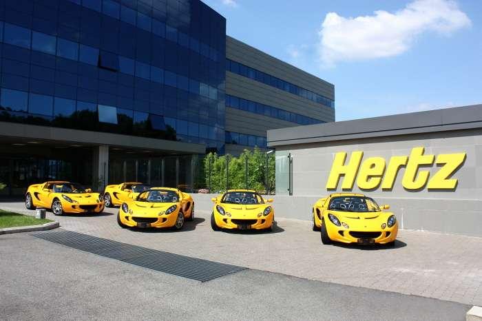 Lotus z Hertz