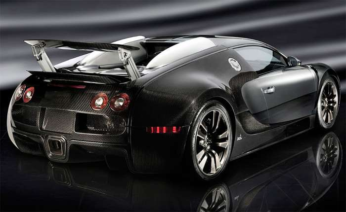Bugatti Veyron Linea Vincero