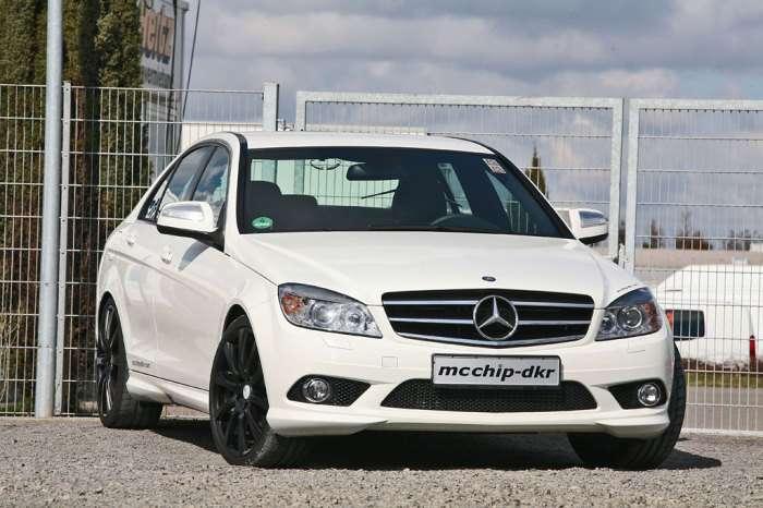 Mercedes C by Mcchip