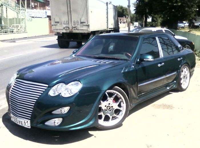 Mercedes W124 Arturos