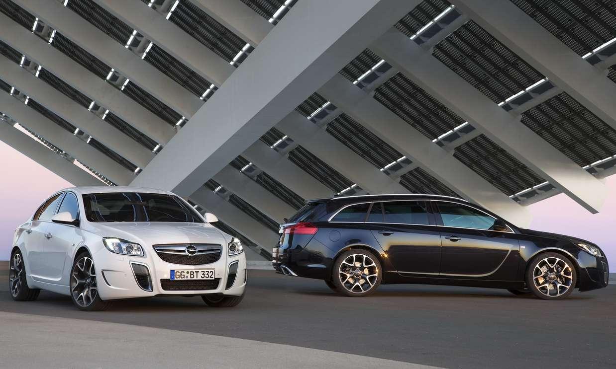 Opel Insignia OPC - nowa seria wideo 2009
