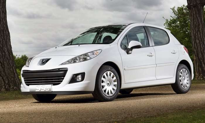 Peugeot 207 Ecomotique
