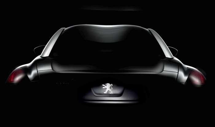 Peugeot RCZ probki