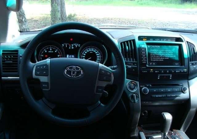 Toyota Land Cruiser V8 4.5 D-4D 286KM Prestige serii 200