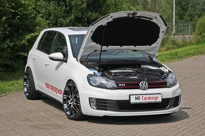 Volkswagen Golf VI GTI by Cardesign