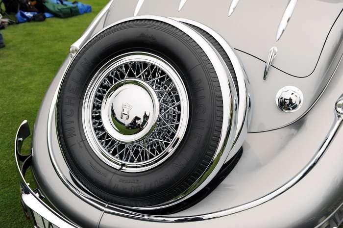 Horch 853 Sport Cabriolet Monterey 2009