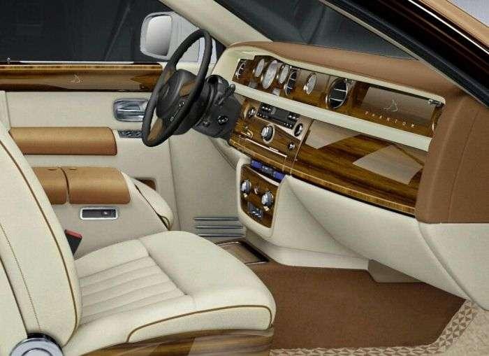 Rolls Royce Phantom Bespoke Collection