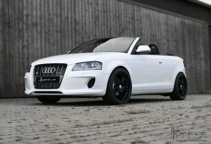 Audi A3 Cabrio by Hofele