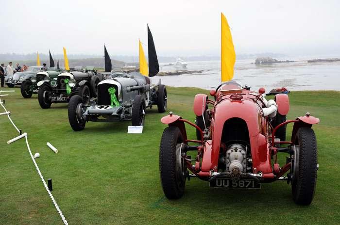 Concours dElegance Monterey 2009