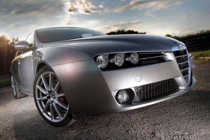 Alfa Romeo 159 2010MY