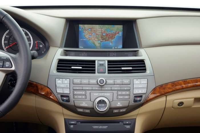 Honda Accord USA 2010