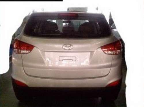 Hyundai IX35 szpieg