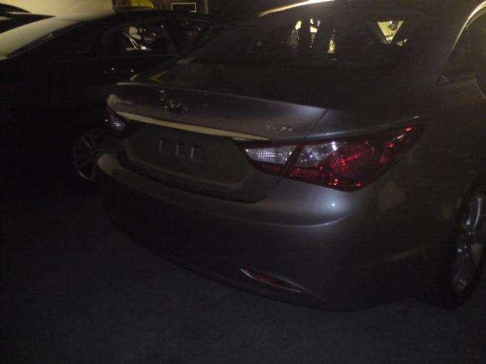 Hyundai Sonata 2011 szpieg