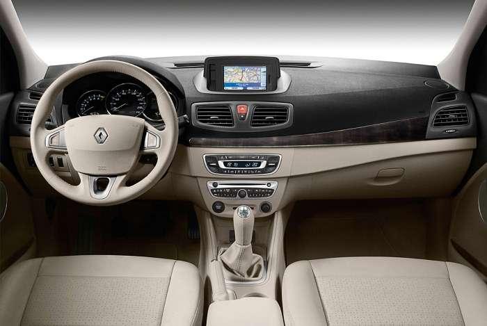 Renault Fluence zdjecia