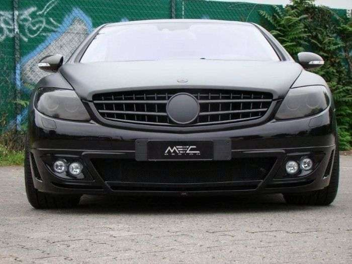 Mercedes CL by MEC Design
