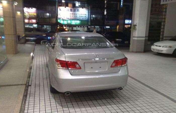 Lexus ES350 2010 szpieg
