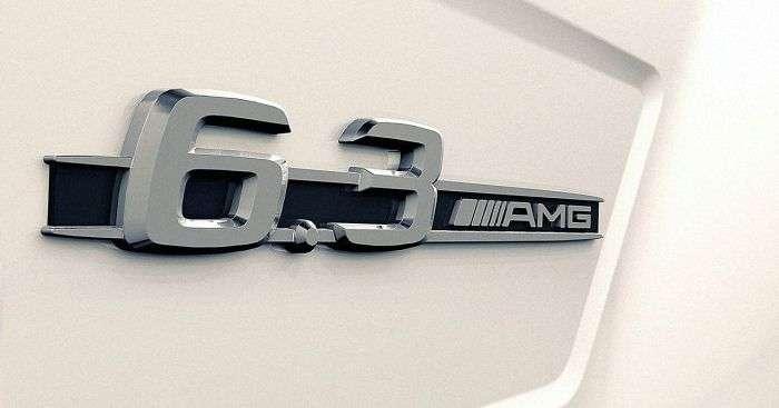 Mercedes C63 AMG Edition 63