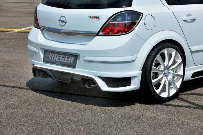 Opel Astra by Reiger