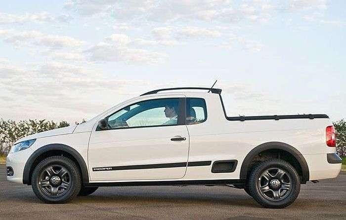 Volkswagen Saveiro 2010
