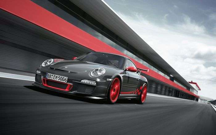 Porsche 911 997 GT3 RS 2010