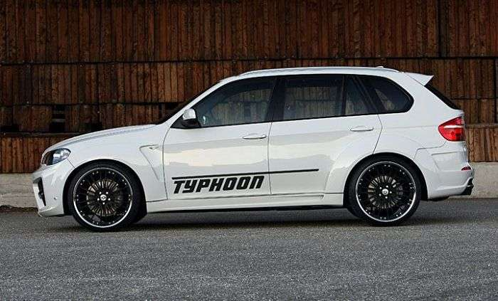 GPower X5 Typhoon RS