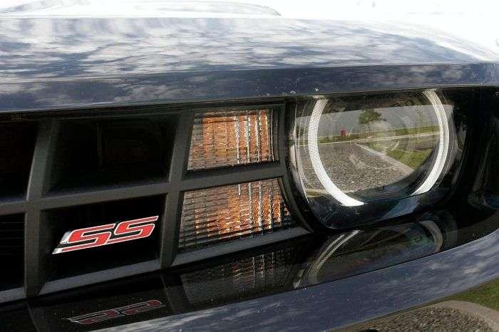 Chevrolet Camaro SS by Geiger