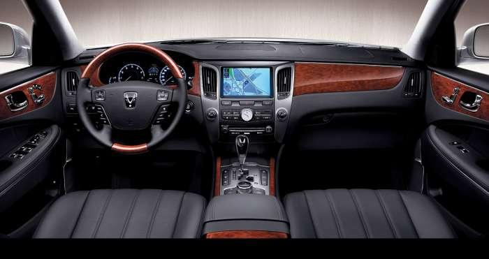 Hyundai Equus materialy prasowe