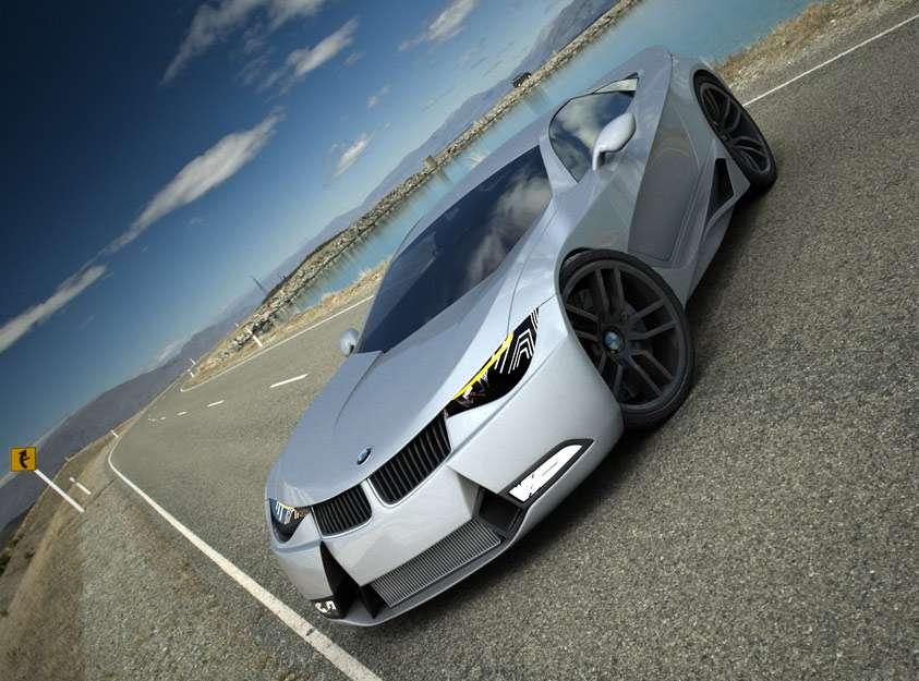 BMW 250tti Emil Baddal