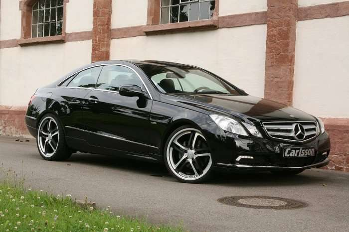Mercedes E Coupe by Carlsson