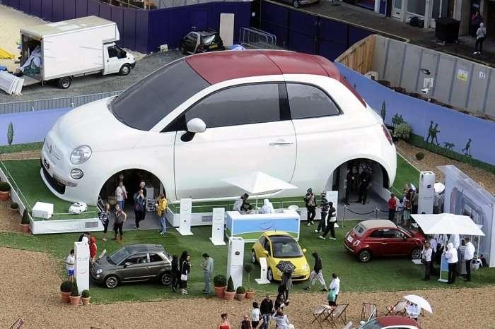 Fiat 500C Giga