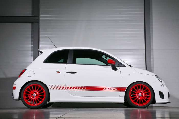 Abarth 500 by Karl
