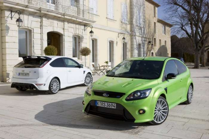 Ford Focus RS by GGR