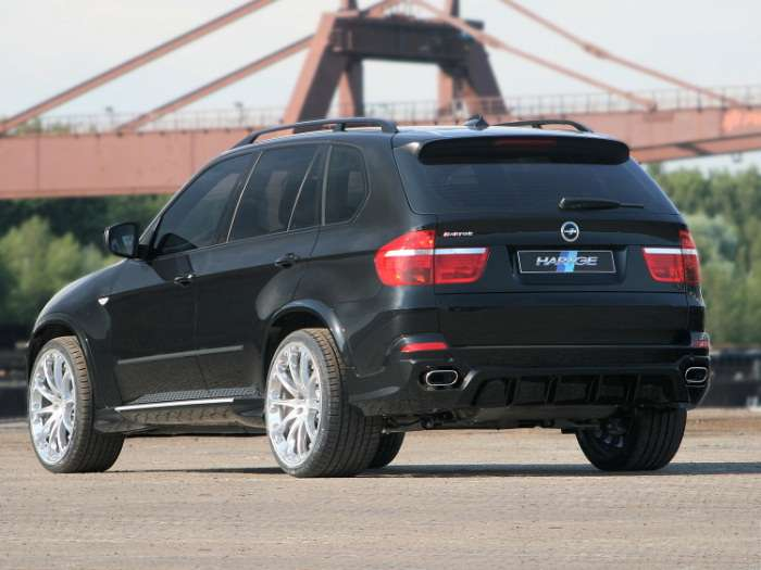 BMW X5 by Hartge
