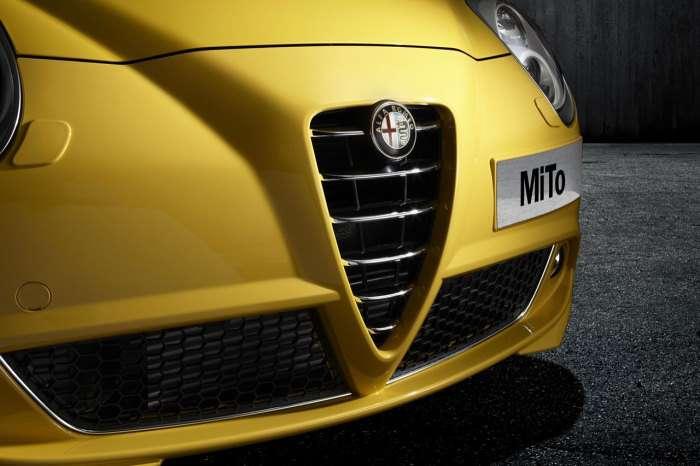 Alfa Romeo MiTo Imola Edition