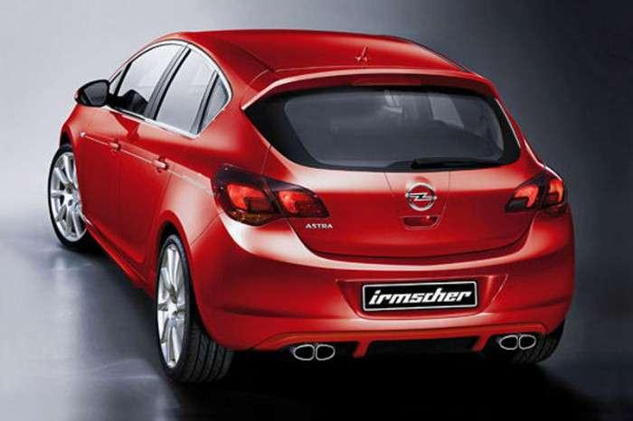 Opel Astra IV by Irmscher