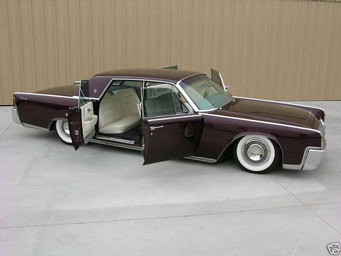 Lincoln Continental Custom