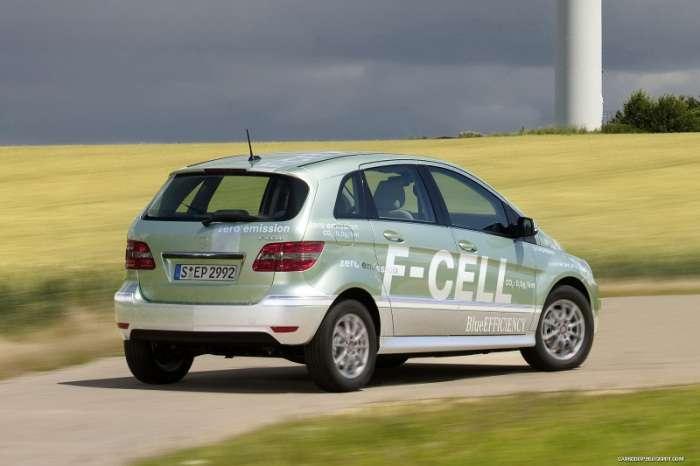 Mercedes B F Cell
