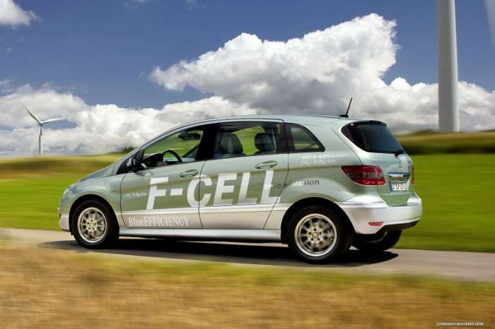 Mercedes B F Cell