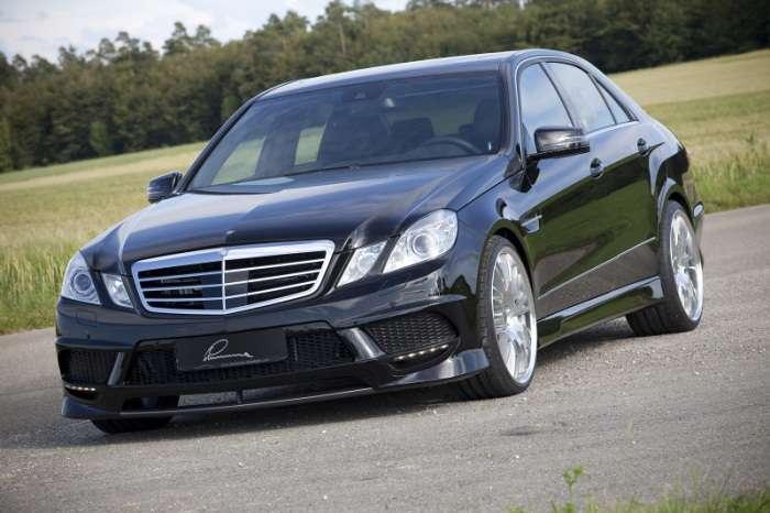 Mercedes E50 CLR by Lumma