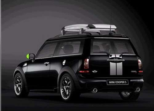 Mini Clubman S Rally Edition