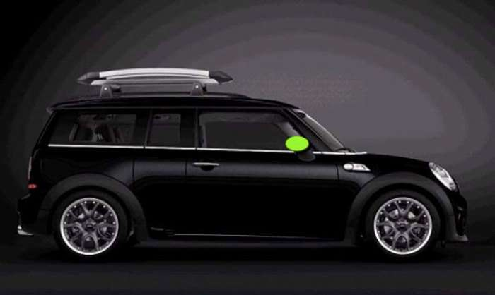 Mini Clubman S Rally Edition