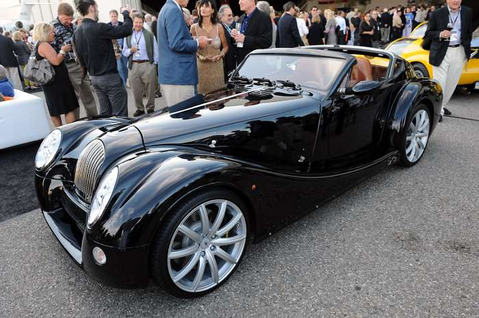 Morgan Aero SuperSports Monterey 2009