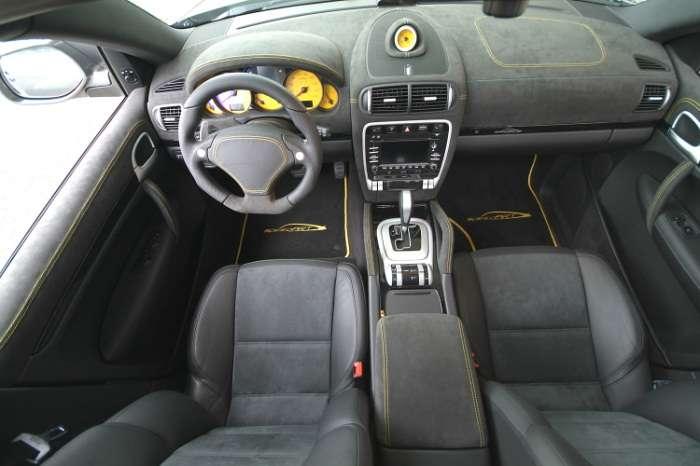 Porsche Cayenne Diesel by SpeedART